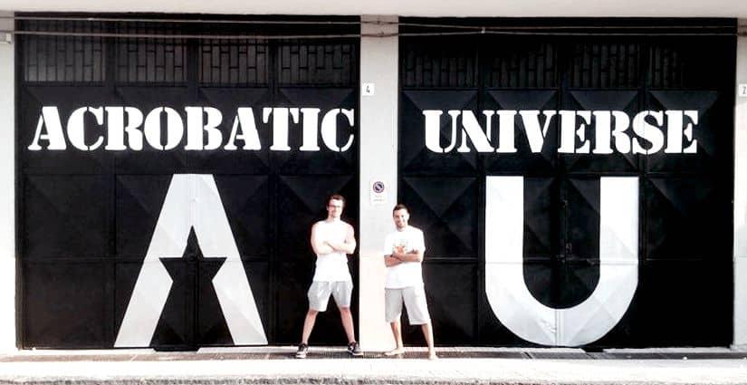 Scuola di Acrobatica a Misterbianco
