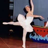 Monica Arena insegnante di danza classica presso la Universe Dance di Misterbianco Catania