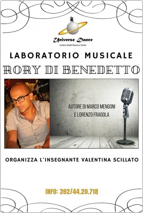 Laboratori di Musica e Canto alla Universe Dance di Misterbianco