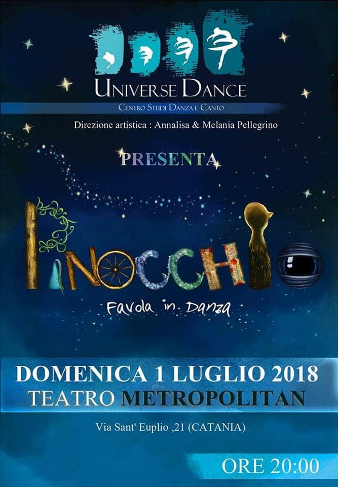migliore scuola di danza professionale catania Universe Dance