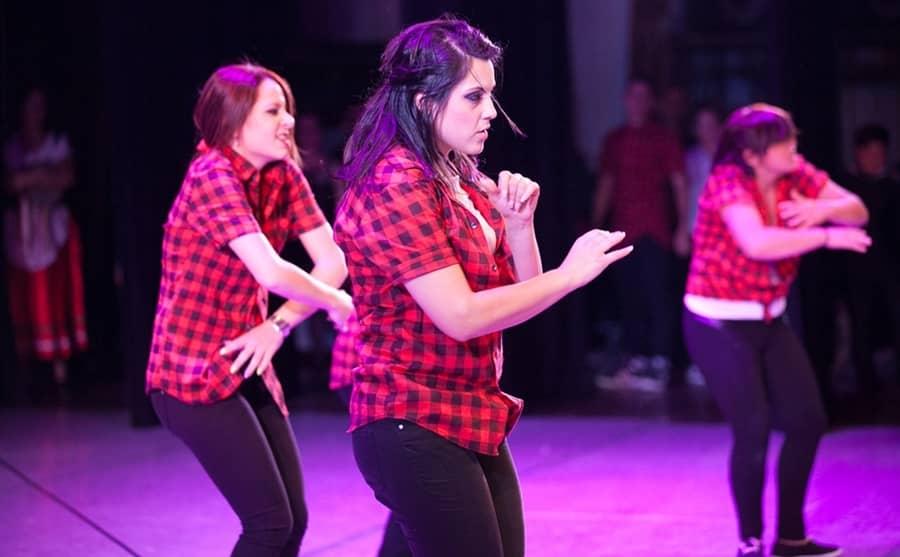 Lezioni di hip hop a misterbianco catania Universe Dance