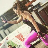Erika Vinciguerra corso cardio e tone - interviste insegnanti universe dance