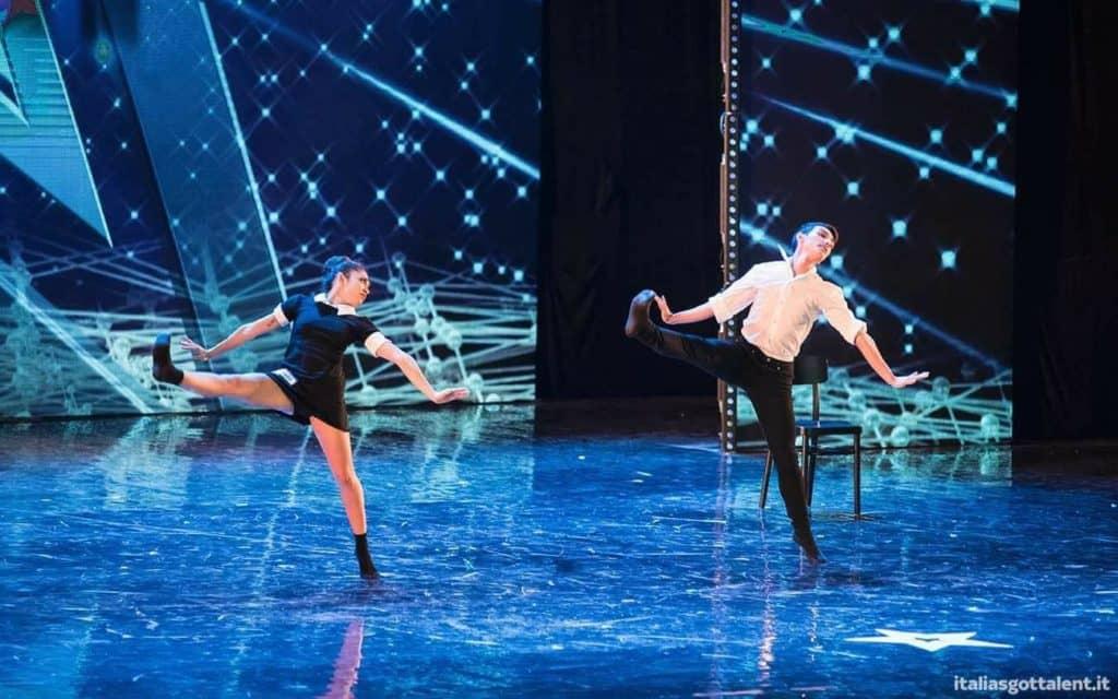 L'insegnante di danza contemporanea Simona Leonardi ha partecipato all'edizione 2017 di Italia's got talent