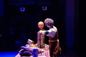Danza a Catania spettacolo Pinocchio favola in danza 1