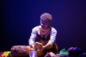 Danza a Catania spettacolo Pinocchio favola in danza