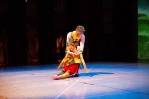 Pinocchio balletto 3