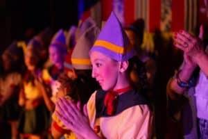 Pinocchio favola in danza catania 1
