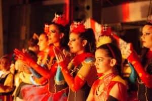 Pinocchio favola in danza catania 2