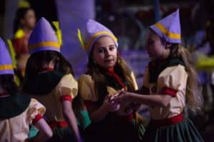 Pinocchio favola in danza catania