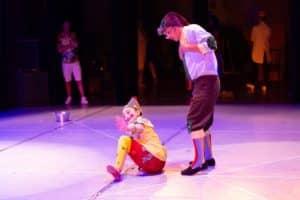 Pinocchio favola in danza spettacoli a catania 1