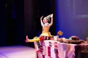 Pinocchio favola in danza spettacoli a catania