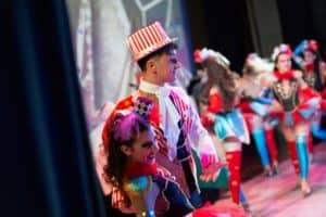 Pinocchio favola in danza spettacolo 1