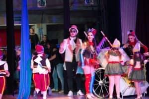Pinocchio favola in danza spettacolo