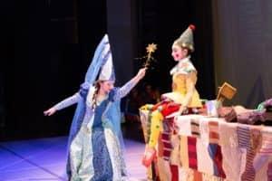 Pinocchio favola in danza spettacolo catania 2