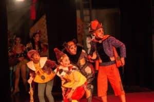 Pinocchio favola in danza spettacolo catania