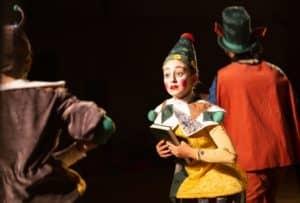 Pinocchio favola in danza spettacolo di danza Universe Dance 1