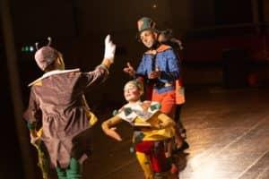 Pinocchio favola in danza spettacolo di danza Universe Dance