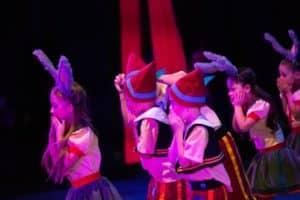 Pinocchio spettacolo catania 2