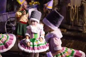 Pinocchio spettacolo catania danza