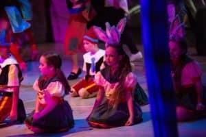 Pinocchio spettacolo danza catania