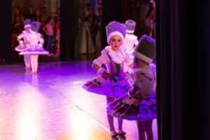 Universe Dance Pinocchio favola in danza