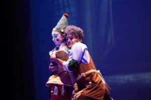 scuola di danza universe dance catania Spettacolo Pinocchio favola in danza 2