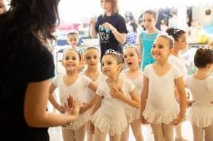 Spettacolo Universe Dance Misterbianco Catania